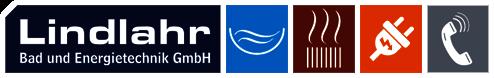 Logo: Lindlahr Bad und Energietechnik GmbH